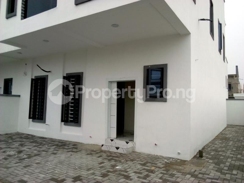 4 bedroom Semi Detached Duplex House for sale Chevron Axis Lekki Phase 2 Lekki Lagos - 1