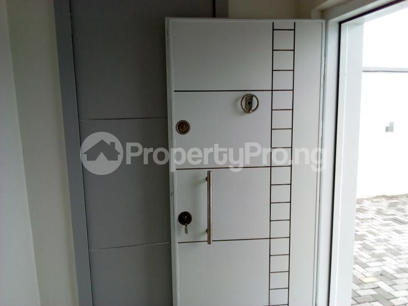 4 bedroom Semi Detached Duplex House for sale Chevron Axis Lekki Phase 2 Lekki Lagos - 36