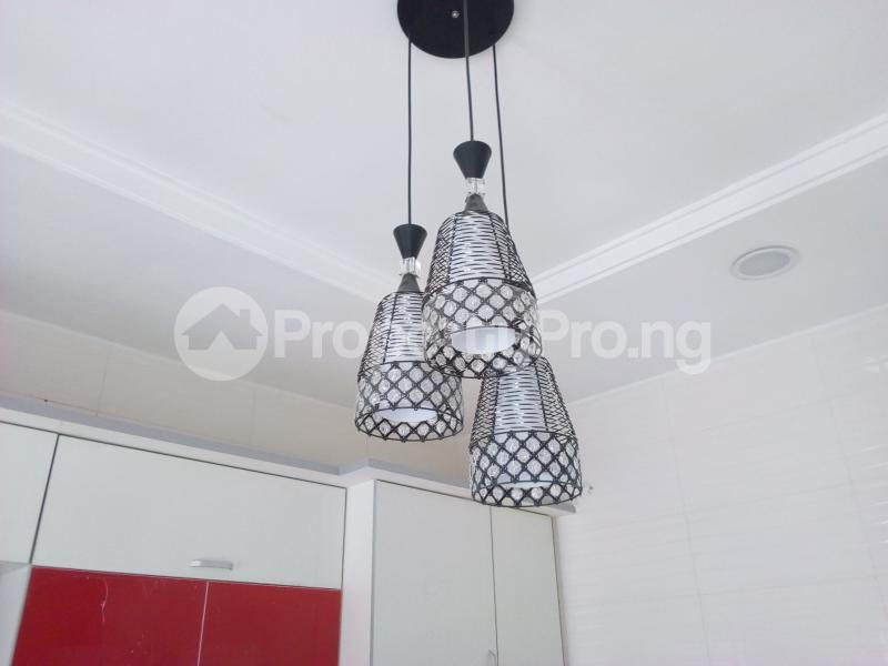 4 bedroom Semi Detached Duplex House for sale Chevron Axis Lekki Phase 2 Lekki Lagos - 10