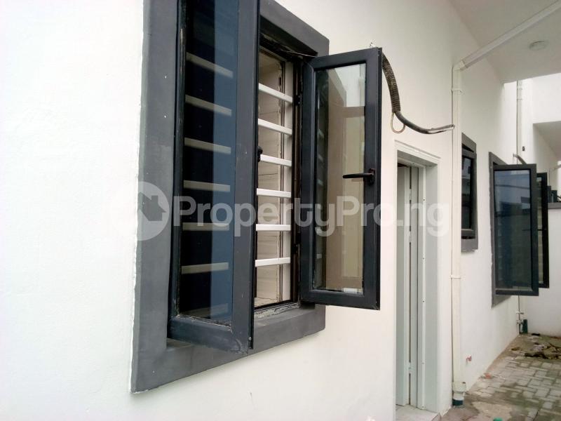 4 bedroom Semi Detached Duplex House for sale Chevron Axis Lekki Phase 2 Lekki Lagos - 3