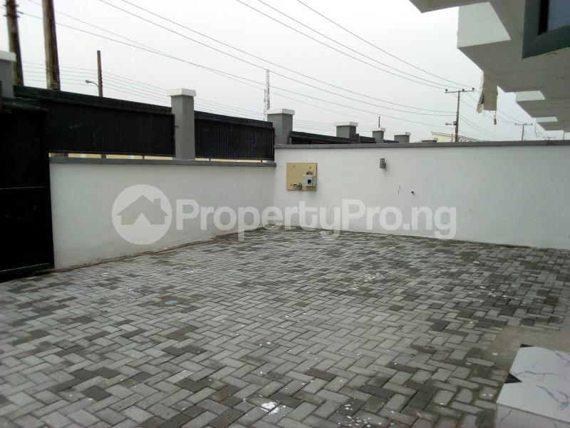 4 bedroom Semi Detached Duplex House for sale Chevron Axis Lekki Phase 2 Lekki Lagos - 4