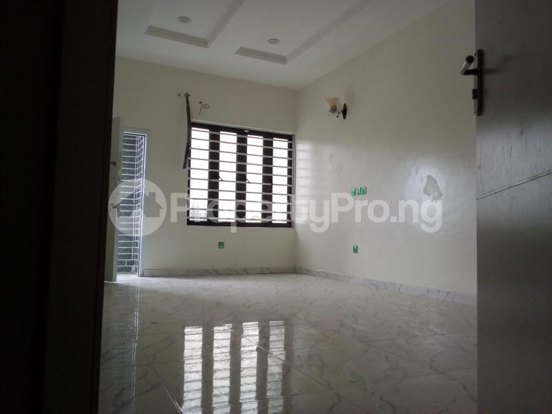 4 bedroom Semi Detached Duplex House for sale Chevron Axis Lekki Phase 2 Lekki Lagos - 16