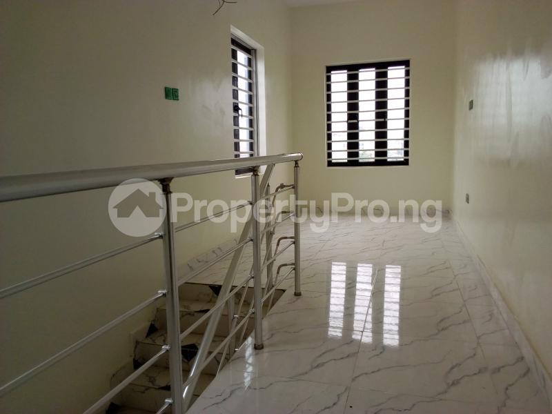 4 bedroom Semi Detached Duplex House for sale Chevron Axis Lekki Phase 2 Lekki Lagos - 33