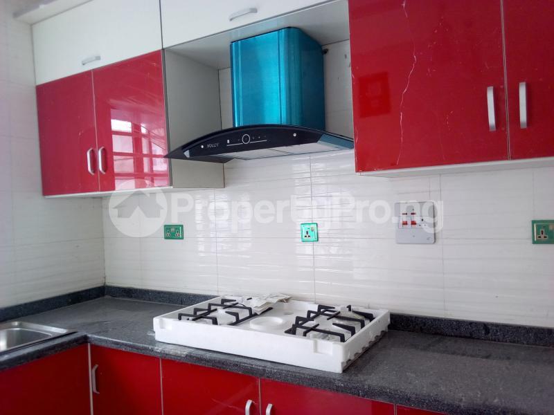 4 bedroom Semi Detached Duplex House for sale Chevron Axis Lekki Phase 2 Lekki Lagos - 12