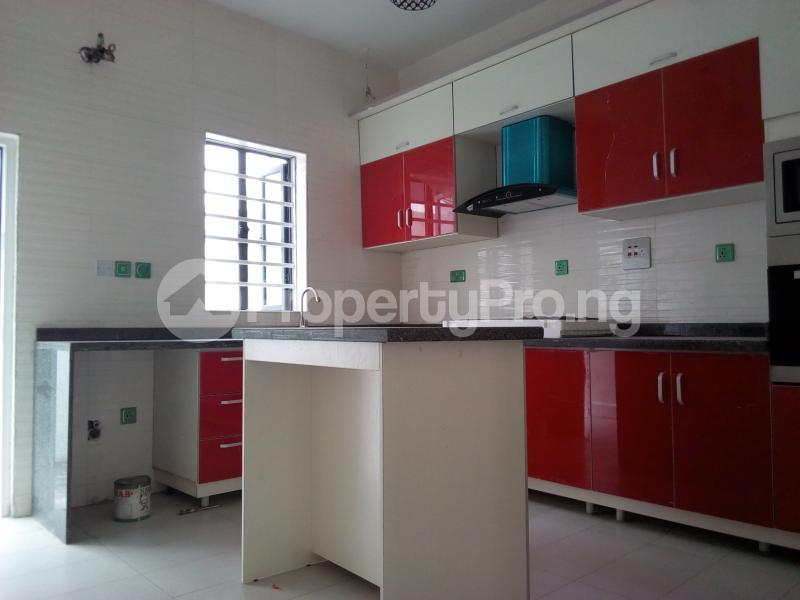 4 bedroom Semi Detached Duplex House for sale Chevron Axis Lekki Phase 2 Lekki Lagos - 8