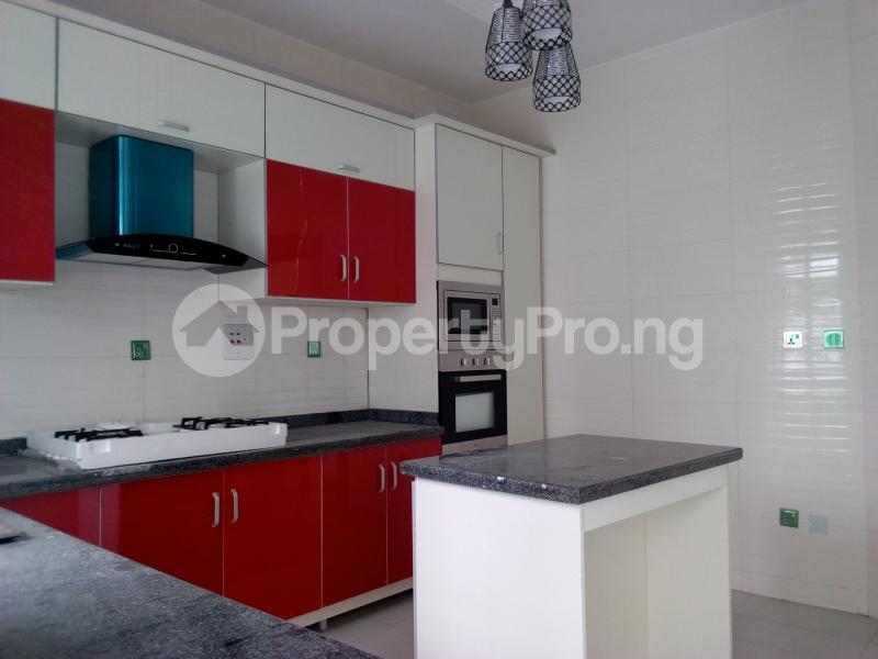 4 bedroom Semi Detached Duplex House for sale Chevron Axis Lekki Phase 2 Lekki Lagos - 9