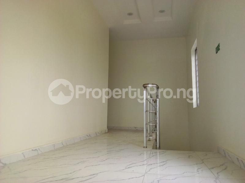 4 bedroom Semi Detached Duplex House for sale Chevron Axis Lekki Phase 2 Lekki Lagos - 15