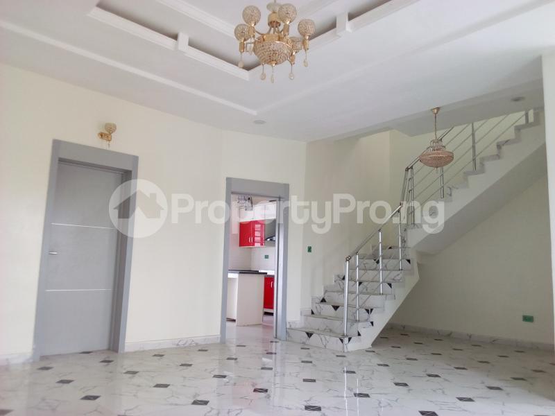 4 bedroom Semi Detached Duplex House for sale Chevron Axis Lekki Phase 2 Lekki Lagos - 6