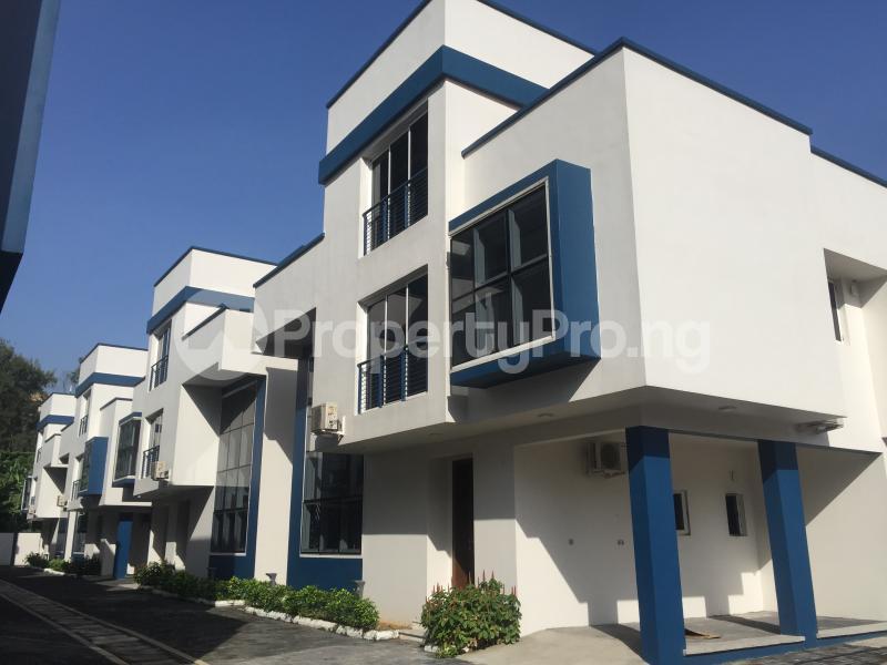 4 bedroom Detached Duplex House for sale Cooper Road Old Ikoyi Ikoyi Lagos - 0