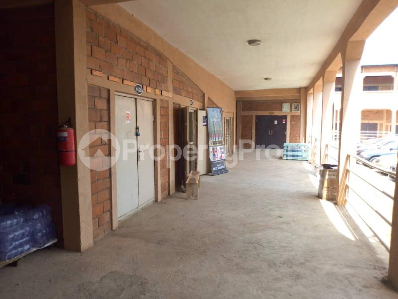 1 bedroom mini flat  Shop Commercial Property for rent Wuye by family worship Wuye Abuja - 1