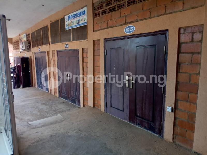 1 bedroom mini flat  Shop Commercial Property for rent Wuye by family worship Wuye Abuja - 0