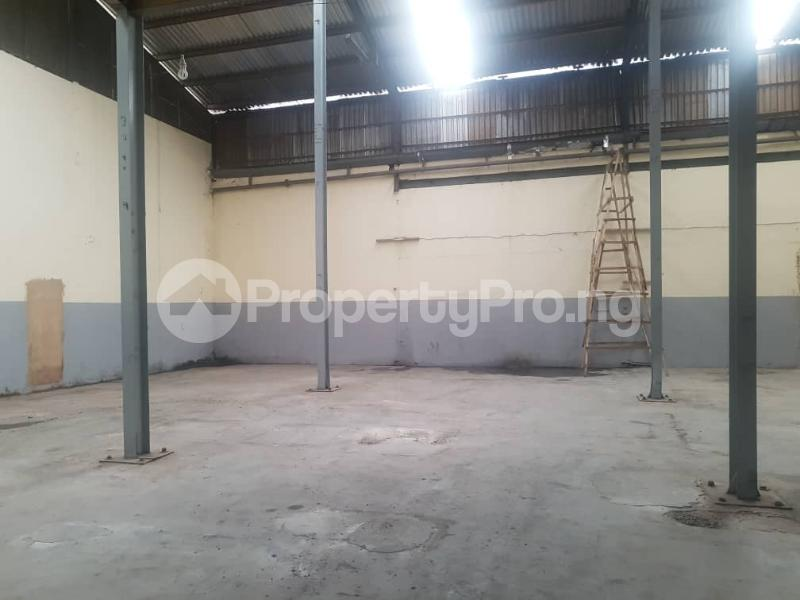 Warehouse Commercial Property for rent ... Ikeja Lagos - 4