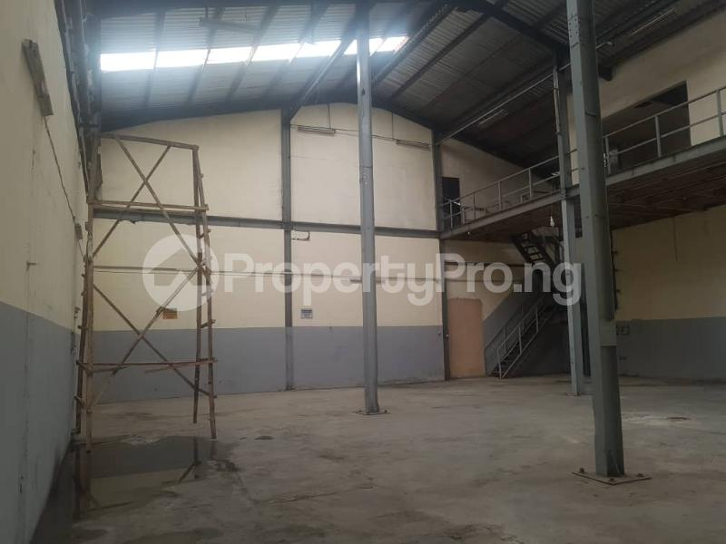 Warehouse Commercial Property for rent ... Ikeja Lagos - 1