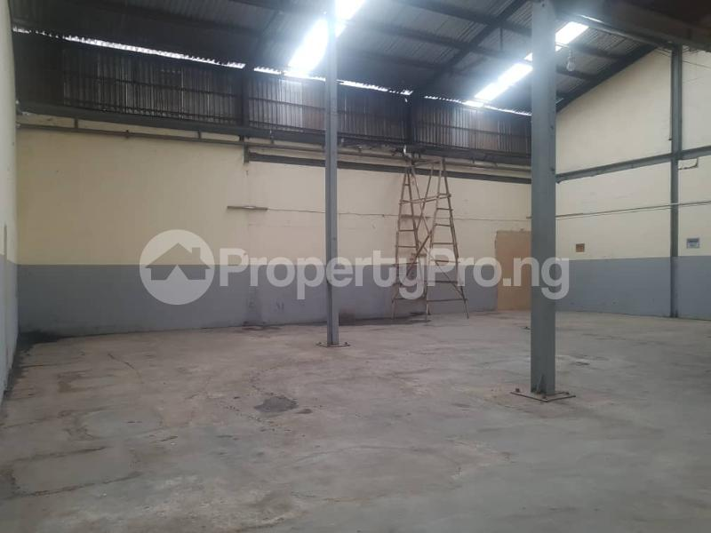 Warehouse Commercial Property for rent ... Ikeja Lagos - 5