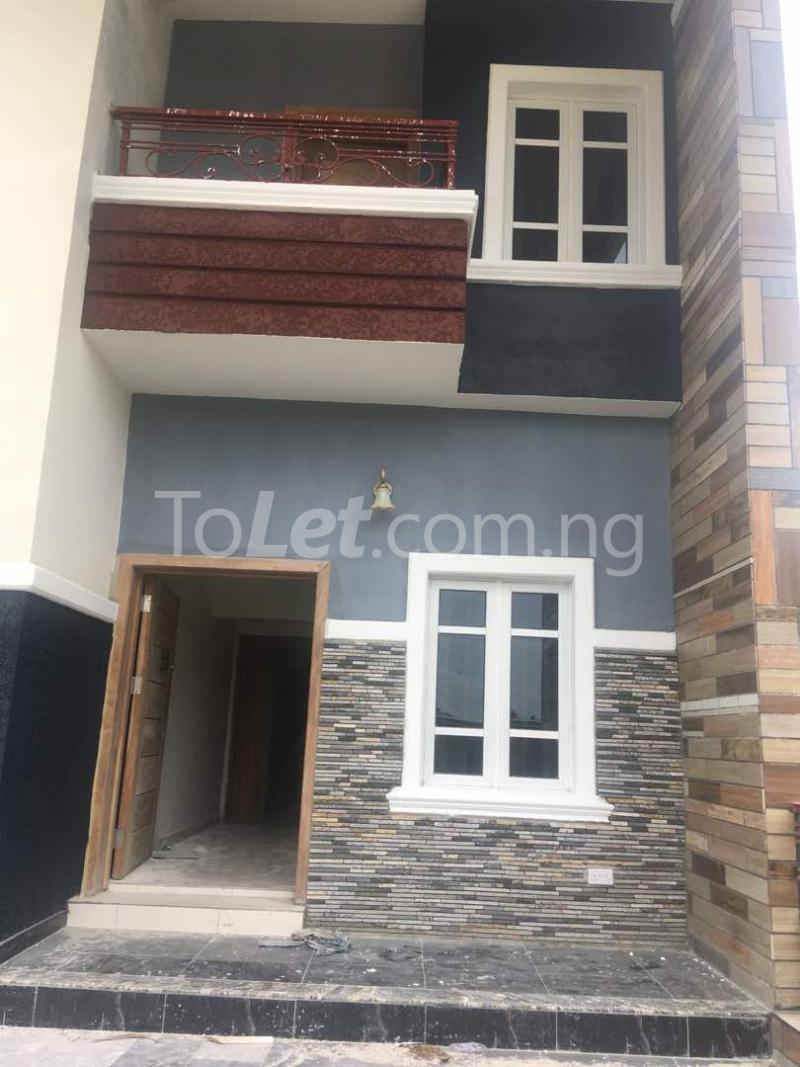 5 bedroom House for rent Thera Annex Majek Sangotedo Lagos - 8