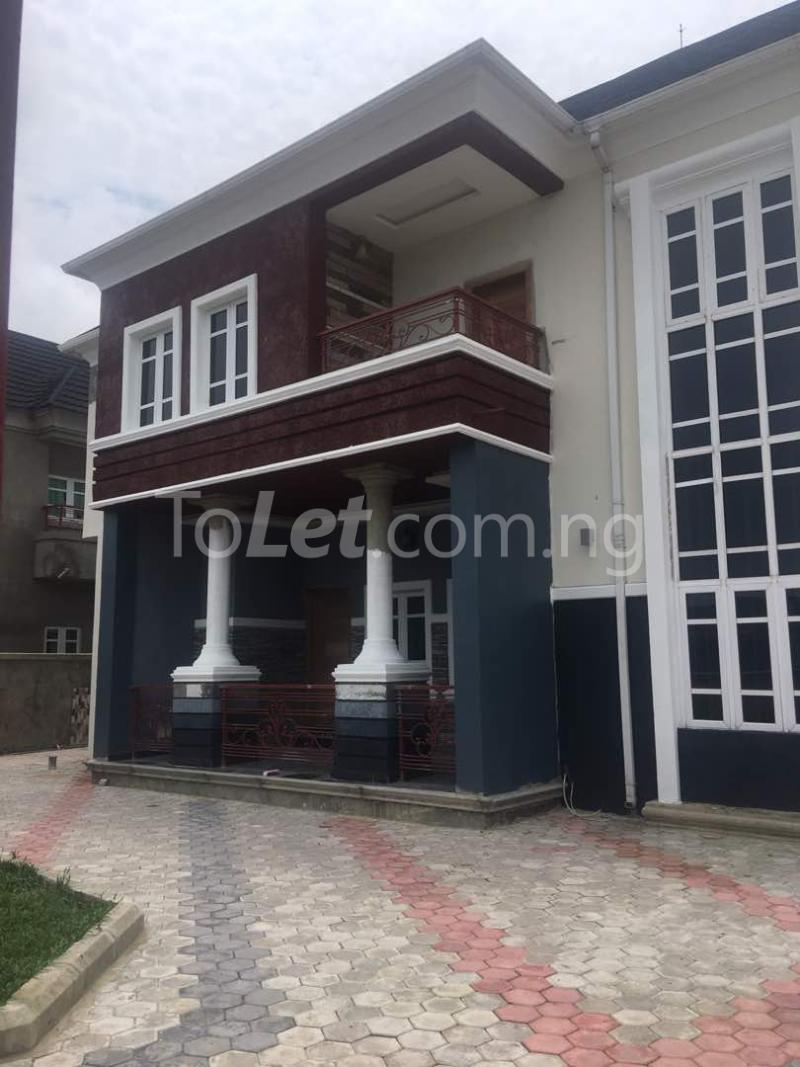 5 bedroom House for rent Thera Annex Majek Sangotedo Lagos - 0