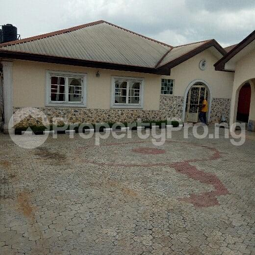 3 bedroom Detached Bungalow House for sale Okporo Rumuehunwo Estate Off Airport Road by Big Treat Port Harcourt Port Harcourt Rivers - 1