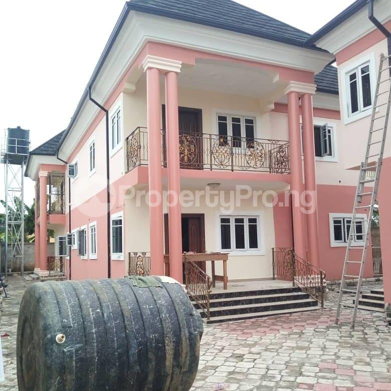 3 bedroom Detached Duplex House for rent New Road Off Ada George Road Ada George Port Harcourt Rivers - 1