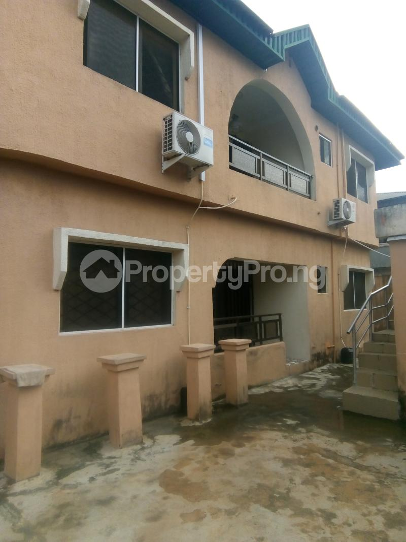 3 bedroom Shared Apartment Flat / Apartment for rent 18, Moshood Balogun Stree, Igbo-Oluwo Estate Jumofak Ikorodu Lagos - 2
