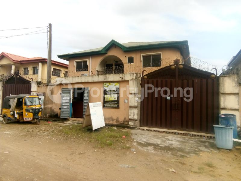 3 bedroom Shared Apartment Flat / Apartment for rent 18, Moshood Balogun Stree, Igbo-Oluwo Estate Jumofak Ikorodu Lagos - 0