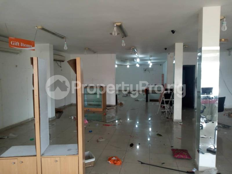 Office Space Commercial Property for rent St Agnes Sabo Yaba Lagos - 5
