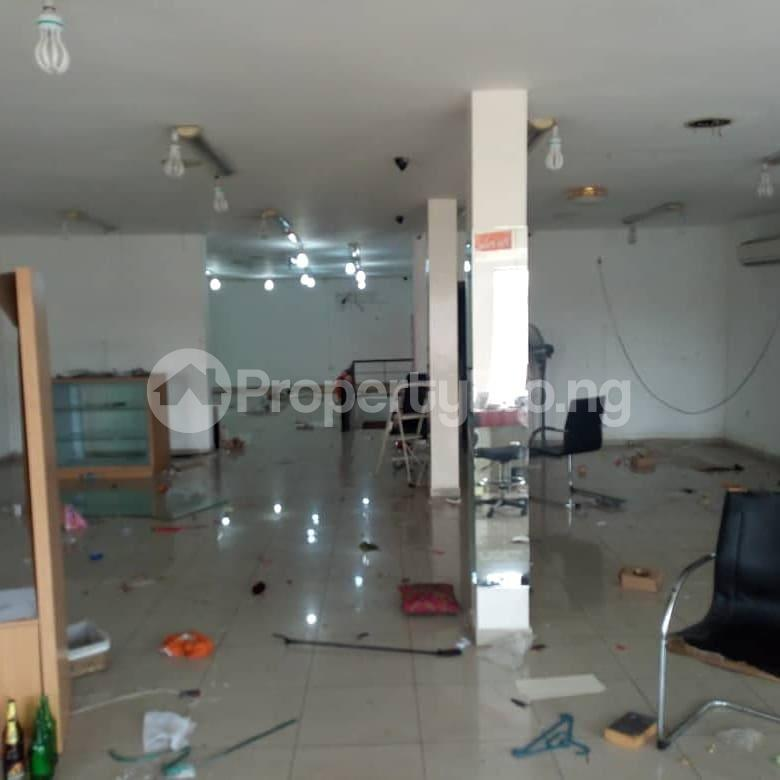 Office Space Commercial Property for rent St Agnes Sabo Yaba Lagos - 1