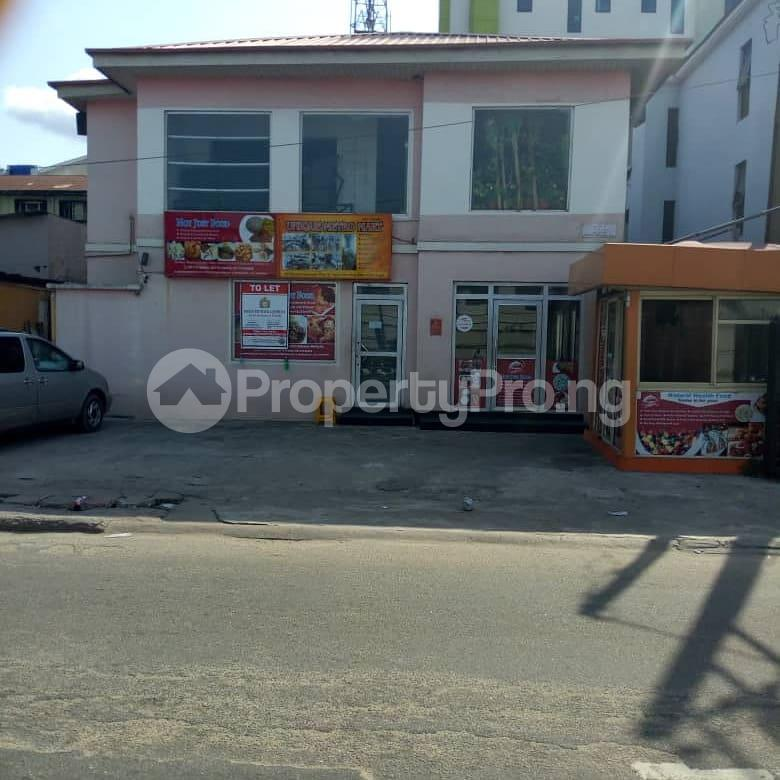 Office Space Commercial Property for rent St Agnes Sabo Yaba Lagos - 0