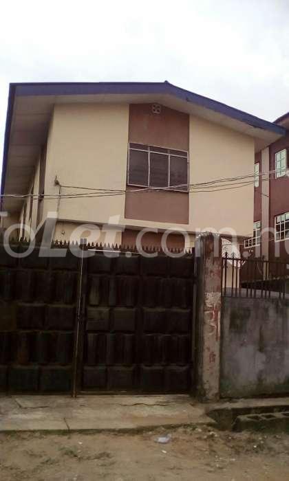 3 bedroom Flat / Apartment for sale alimosho area Ejigbo Ejigbo Lagos - 1