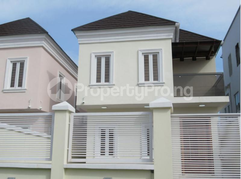 4 bedroom Detached Duplex House for sale Lekki Lekki Phase 1
