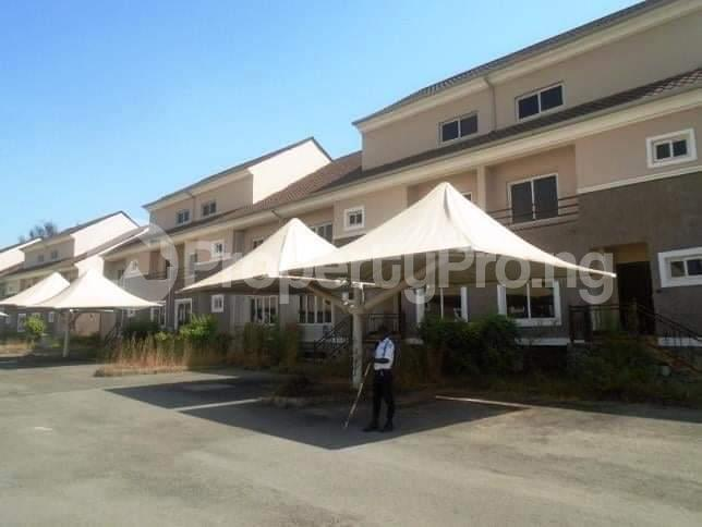 Terraced Bungalow House for sale Nexus estate life camp Life Camp Abuja - 3