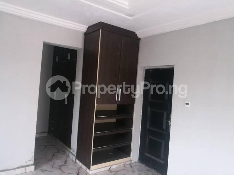 3 bedroom Semi Detached Duplex House for rent  gbalajam woji just after the bridge from Odili road Trans Amadi Port Harcourt Rivers - 3