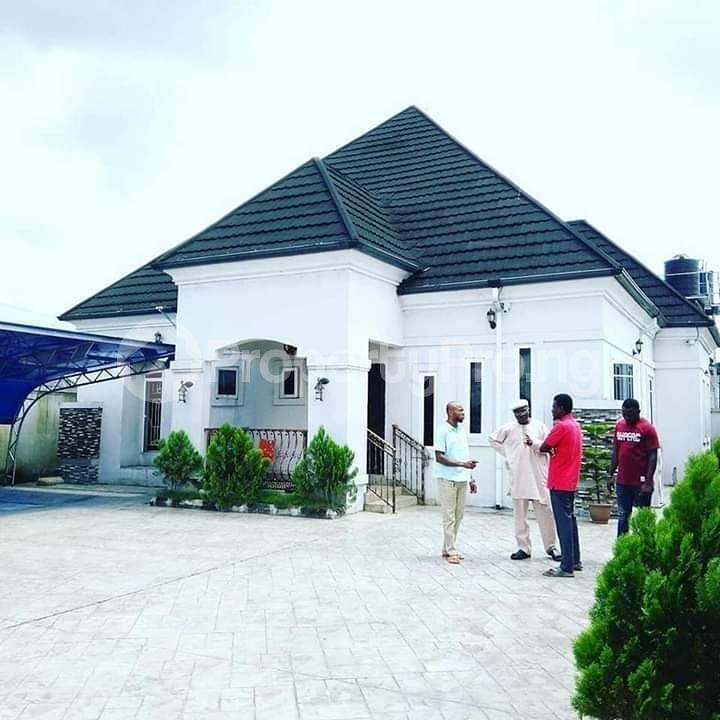 4 bedroom Detached Bungalow House for sale Rumuokwurushi Port Harcourt Rivers - 0