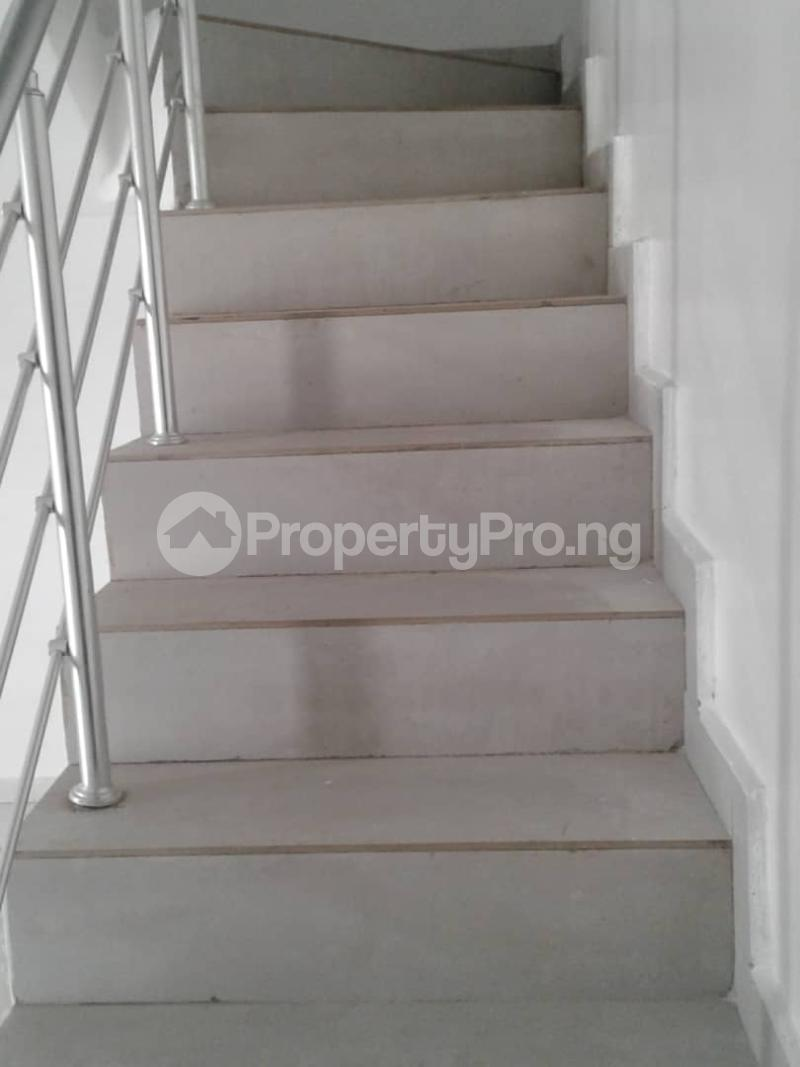4 bedroom Semi Detached Duplex House for sale Chevron Tollgate Oral Estate Lekki Lagos - 18