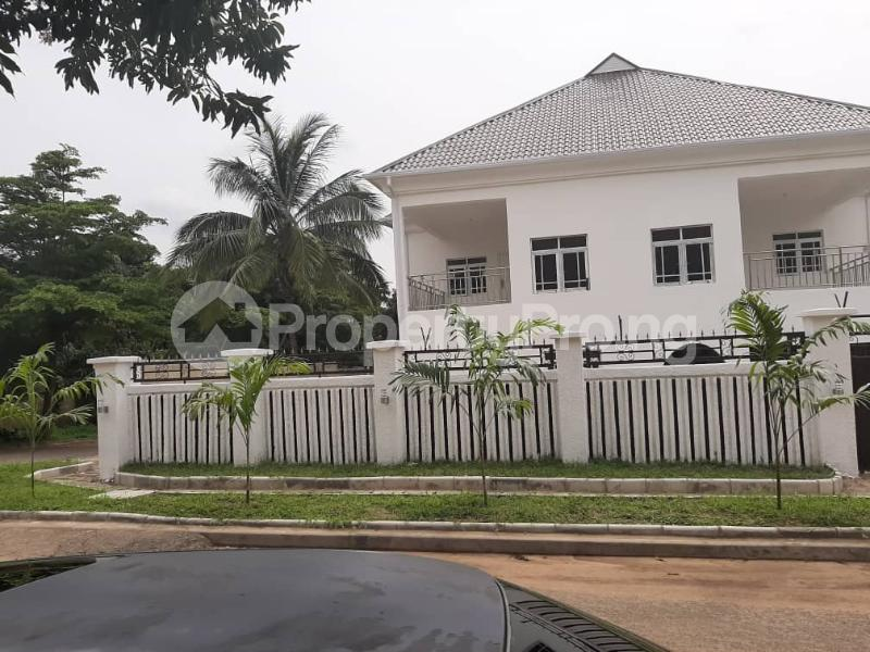 8 bedroom Detached Duplex House for rent Wuse zone Wuse 1 Abuja - 0