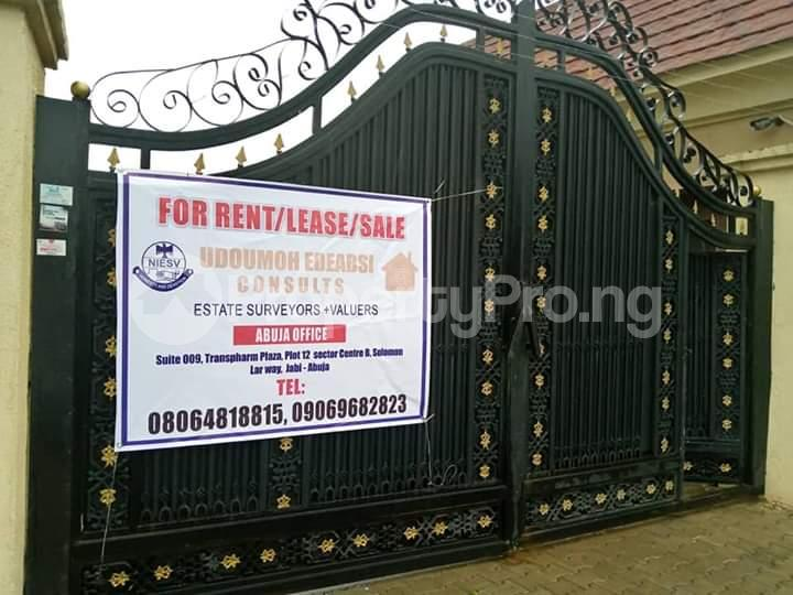 5 bedroom Terraced Duplex House for rent Jabi District, FCT-Abuja Jabi Abuja - 4