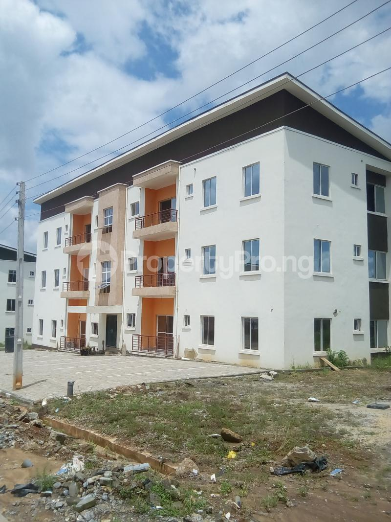 2 bedroom Blocks of Flats House for sale Lifecamp district after the Catholic Church Life Camp Abuja - 1