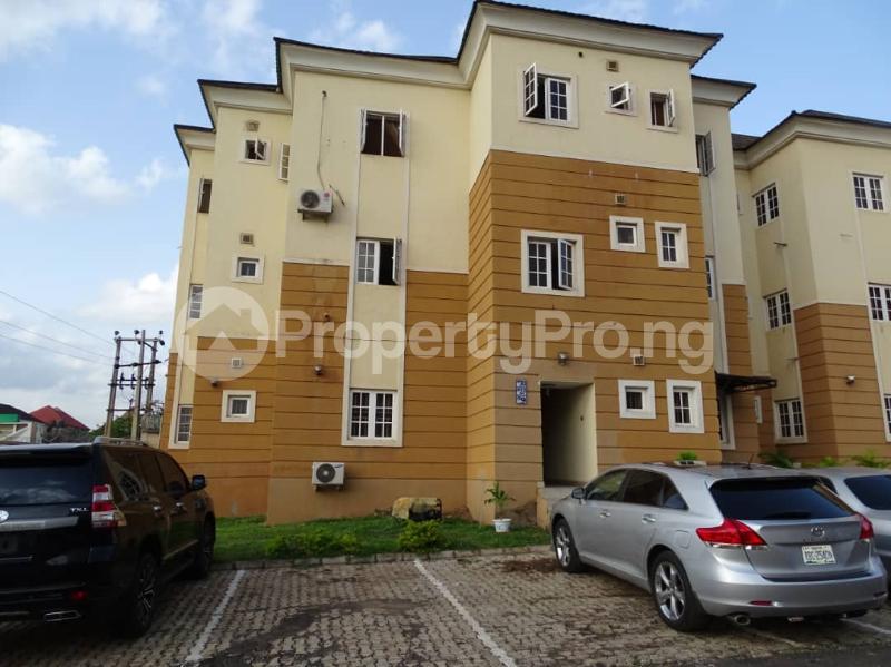 3 bedroom Blocks of Flats House for sale Durumi2 district by America international school Durumi Abuja - 1