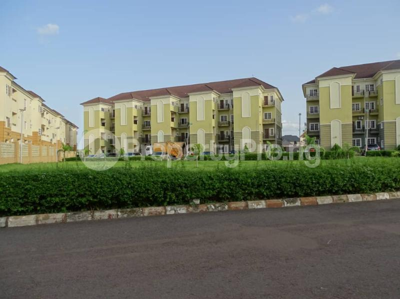 3 bedroom Blocks of Flats House for sale Durumi2 district by America international school Durumi Abuja - 0