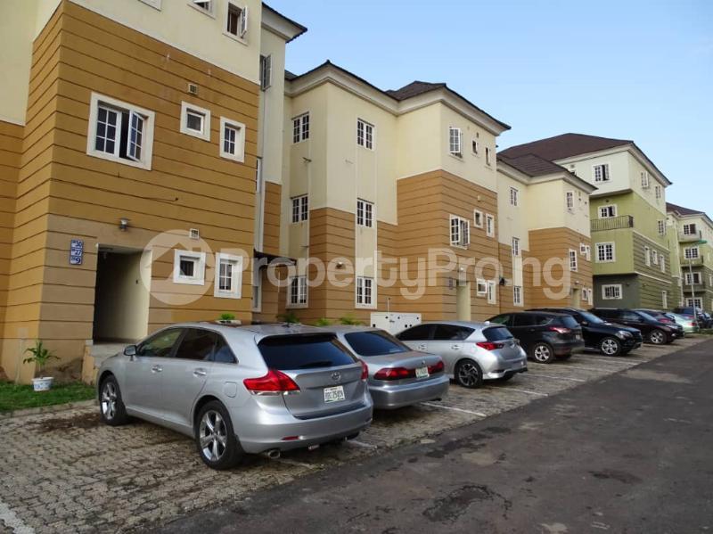3 bedroom Blocks of Flats House for sale Durumi2 district by America international school Durumi Abuja - 2