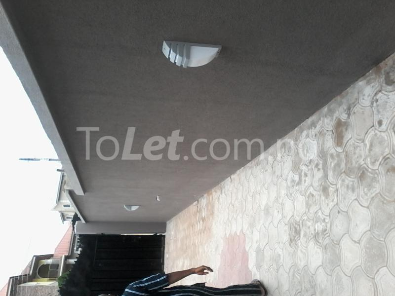 3 bedroom Flat / Apartment for rent choice estate at Ifako ogba  Ifako-ogba Ogba Lagos - 0