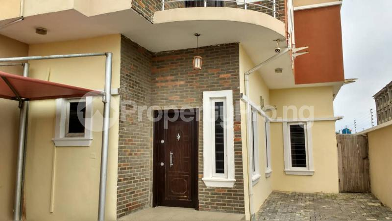 4 bedroom Semi Detached Duplex House for rent WHITESANDS ESTATE Ologolo Lekki Lagos - 1