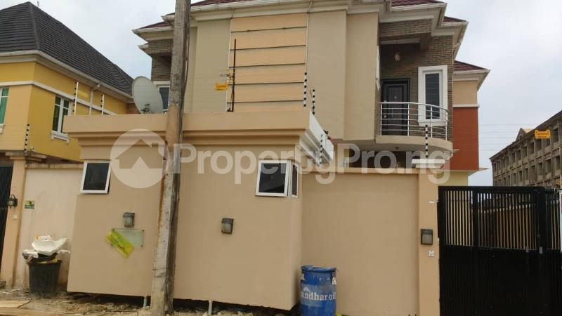 4 bedroom Semi Detached Duplex House for rent WHITESANDS ESTATE Ologolo Lekki Lagos - 0