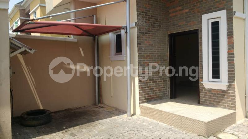 4 bedroom Semi Detached Duplex House for rent WHITESANDS ESTATE Ologolo Lekki Lagos - 4