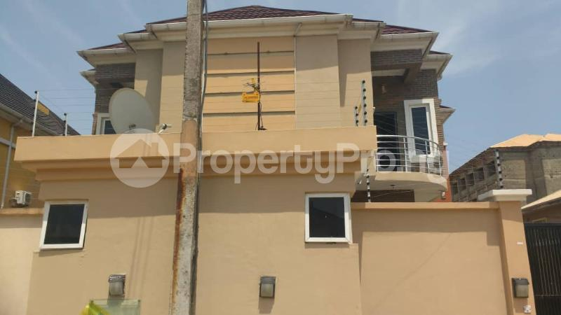 4 bedroom Semi Detached Duplex House for rent WHITESANDS ESTATE Ologolo Lekki Lagos - 3