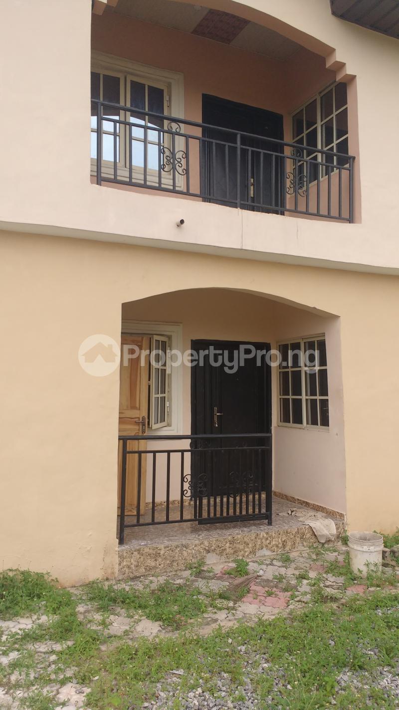 3 bedroom Blocks of Flats House for rent Valley View Estate Oluodo Igbogbo Ikorodu Lagos - 2
