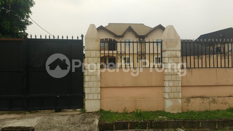 3 bedroom Blocks of Flats House for rent Valley View Estate Oluodo Igbogbo Ikorodu Lagos - 21