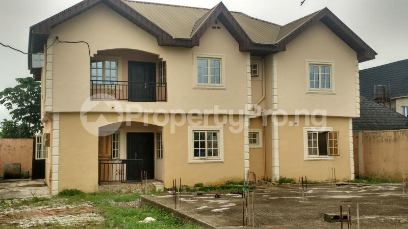 3 bedroom Blocks of Flats House for rent Valley View Estate Oluodo Igbogbo Ikorodu Lagos - 0