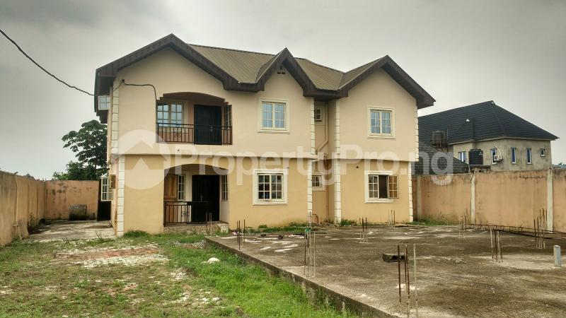 3 bedroom Blocks of Flats House for rent Valley View Estate Oluodo Igbogbo Ikorodu Lagos - 1