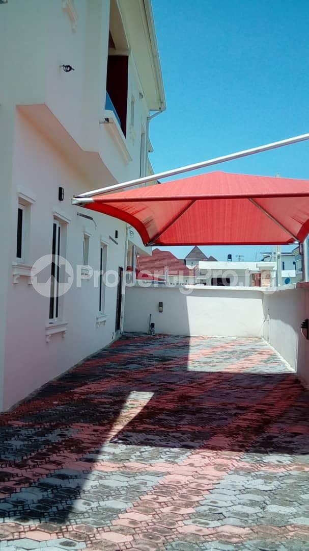 4 bedroom Detached Duplex House for sale Doren Road Thomas estate Ajah Lagos - 2