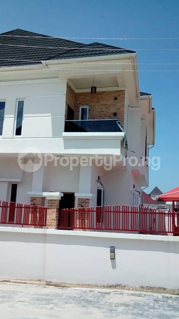 4 bedroom Detached Duplex House for sale Doren Road Thomas estate Ajah Lagos - 0